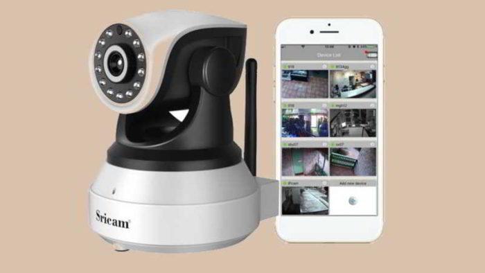 cámara IP P2P