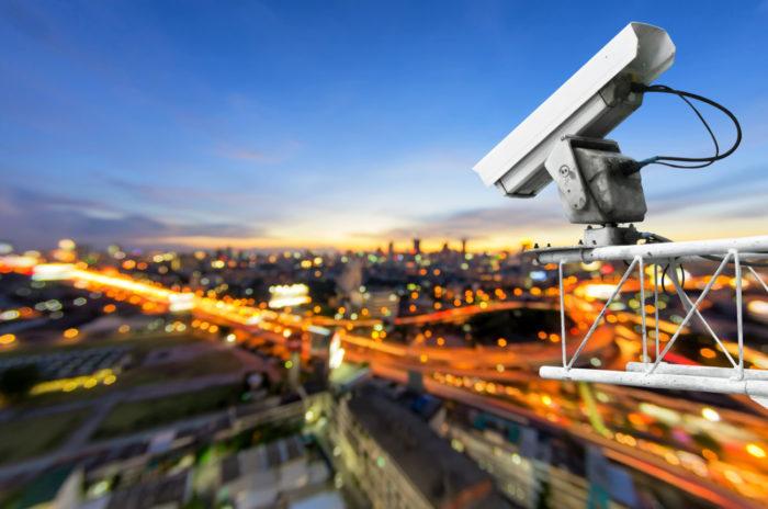 cámaras de seguridad 5G