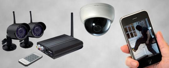 cámaras de seguridad de movimiento
