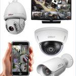 circuitos de cámaras de seguridad 4K