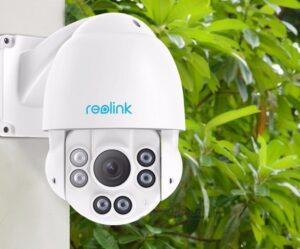 CCTV con LED