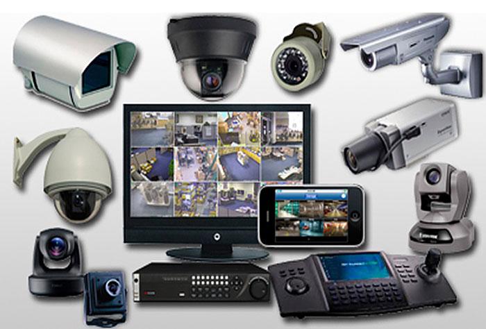 Circuitos de cámaras de seguridad