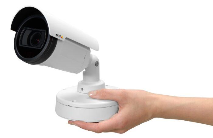 cámaras PoE 4K