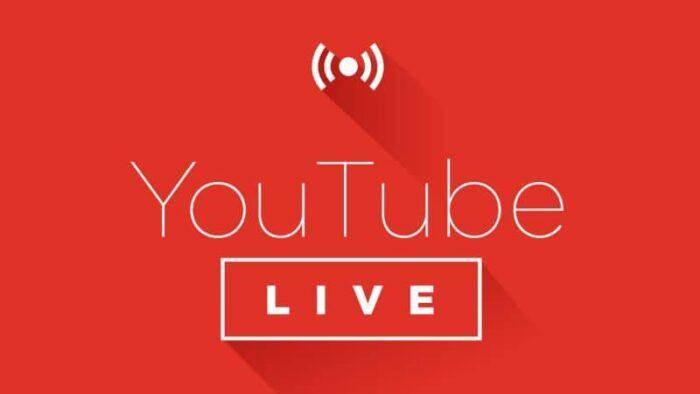 trasmitir CCTV a youtube live