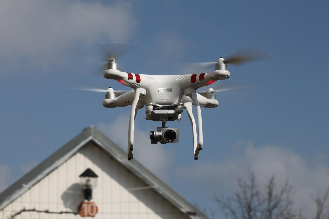 Drones de Seguridad para el Hogar