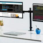 soporte para monitores