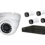 cámara de video de vigilancia
