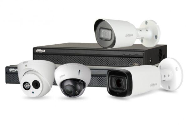cámaras dahua