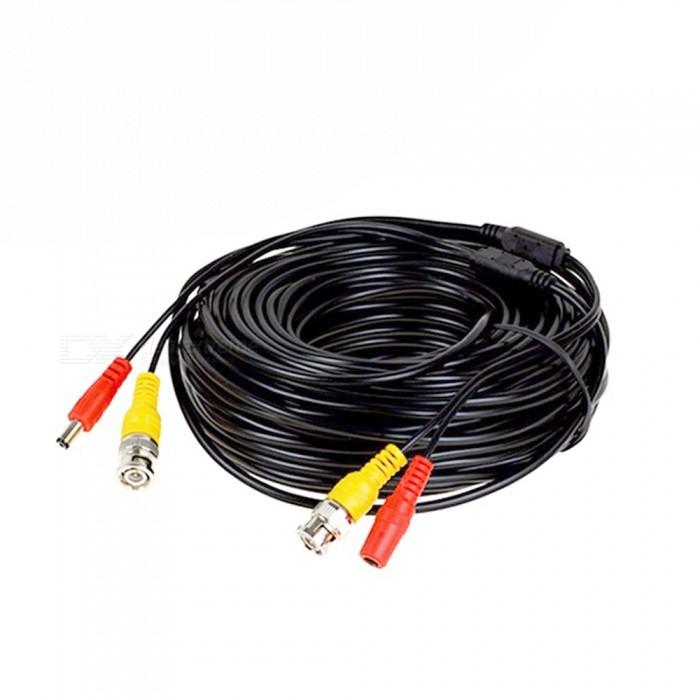 voluminoso cable de cámara cctv