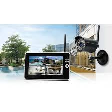 cámara inalámbrica al aire libre