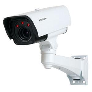 Cámara CCTV de muy alta resolución.