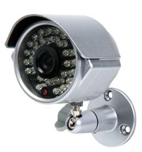 cámara nocturna infrarroja eficiente