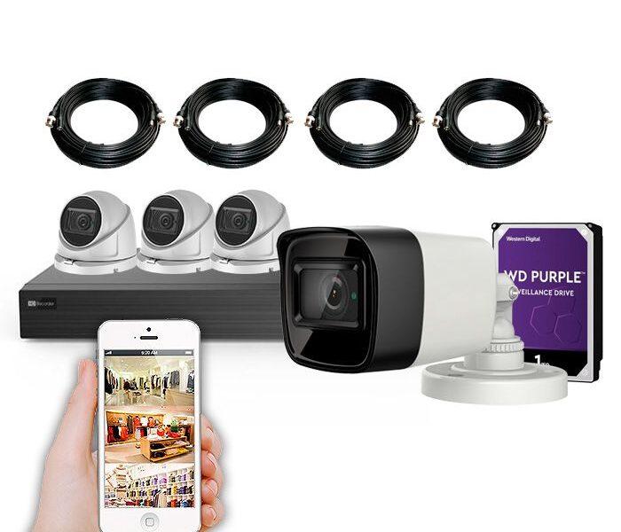 Kit de CCTV