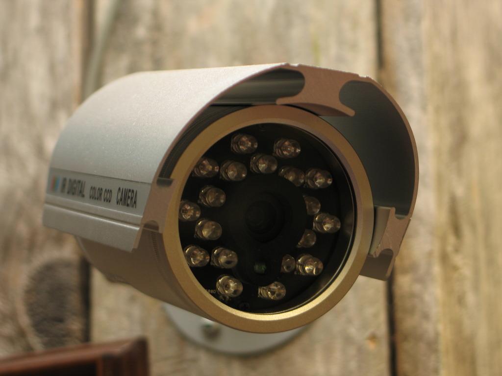 Cámara CCTV a color