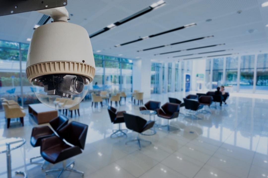 video vigilancia en un hotel