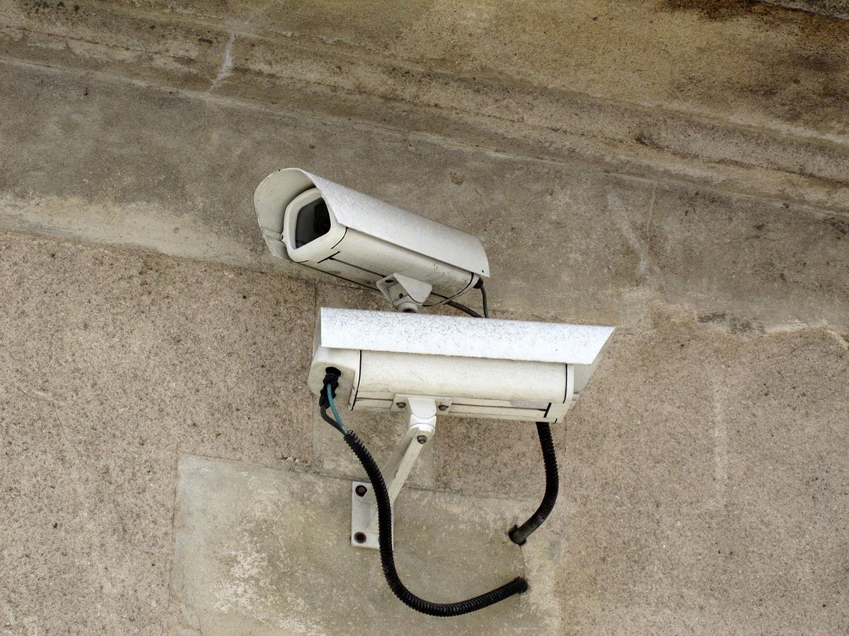 cámaras de cctv de tubo