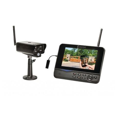 cámara CCTV moderna