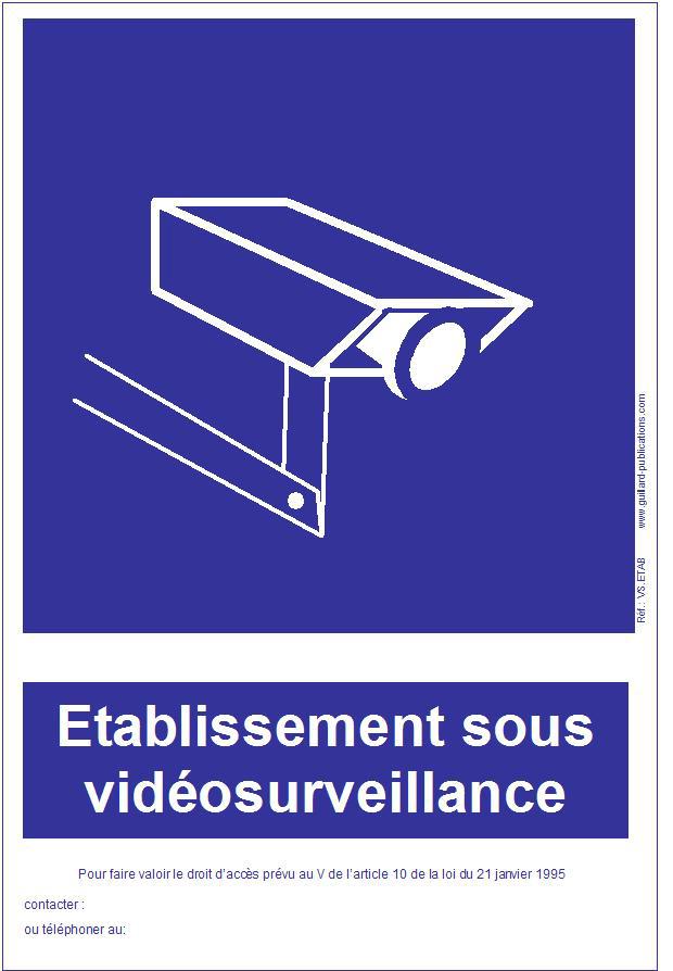 Panel de información de CCTV