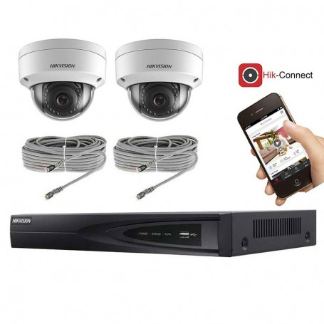 Sistema de videovigilancia hkivision