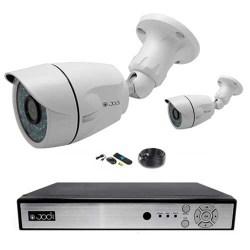 sistema de cámaras de videovigilancia