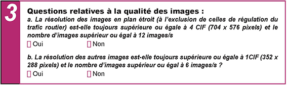 preguntas calidad imágenes cuestionario cumplimiento