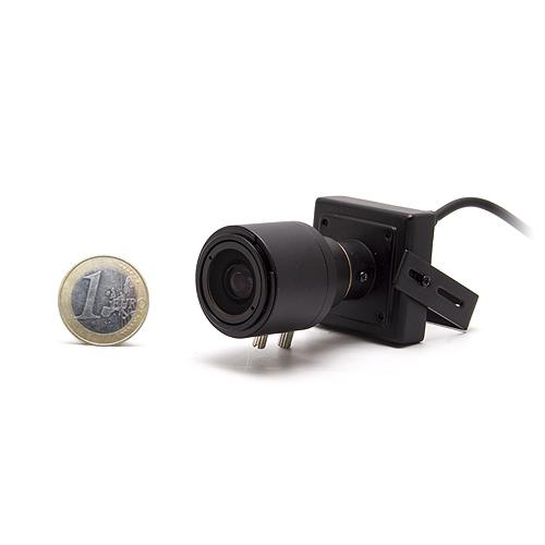 cámara pequeña y fácil de ocultar