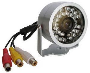 cámara cctv infrarroja