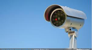 Foto de una cámara CCTV